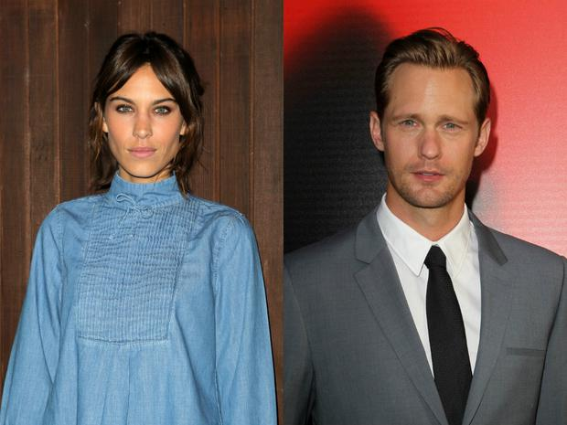Hot New Couple Alexa Chung And Alexander Skarsgard Are Definitely Maybe Dating Independent Ie