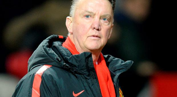 Louis Van Gaal insists he has no time for big reputations in his new philosophy