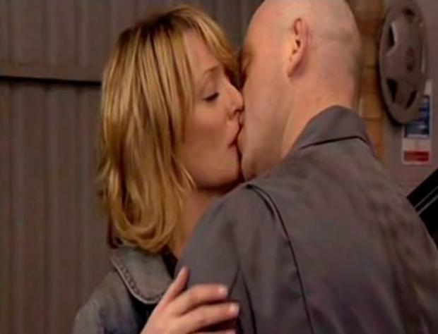 Jane Beale and Grant Mitchell