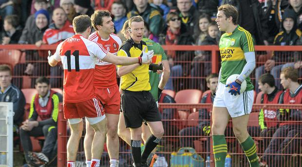 Lynch had appealed the red card he picked up against Kerry but the Central Hearings Committee upheld Joe McQuillan's decision.