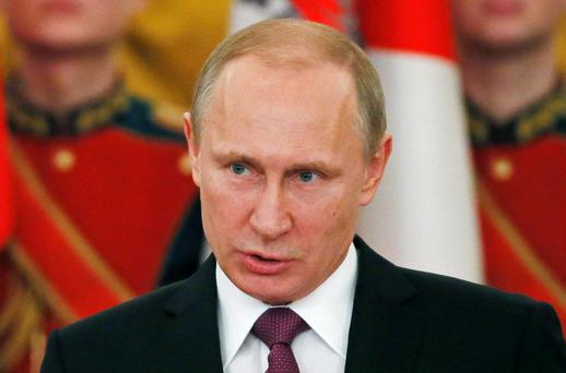 Day by day, Russian President Vladimir Putin is dismembering Ukraine