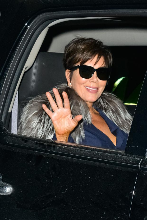 Kris Jenner fears the leak of her sex tape.