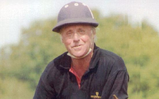 Champion polo player: The 8th Marquis of Waterford. Photo: © 1992 Rex Features.