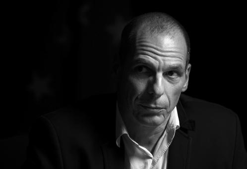 Game theory: The new Greek finance minister Yanis Varoufakis