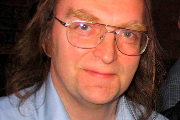 John Alder, who was killed when flight MH17 was shot down, as football memorabilia collected by him will be auctioned off in aid of Sir Bobby Robson's cancer charity. Photo: Family Handout/PA Wire