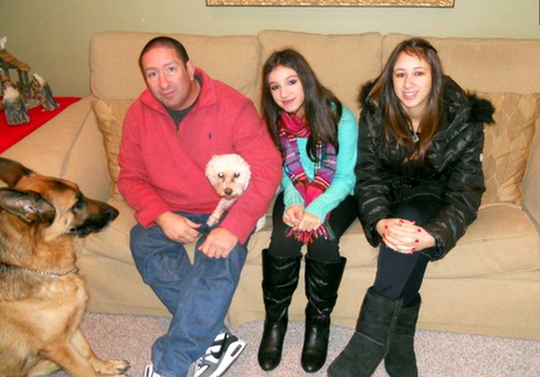 Glen Hochman, 52, who retired from the White Plains police force last month, killed two daughters, ages 17 and 13, before killing himself in Harrison, an affluent town about 15 miles northeast of New York City, newspapers and broadcasters reported, citing police sources. The slain daughters were names as Alissa, 17, a 12th-grader, and Deanna, 13, who was in the seventh grade.