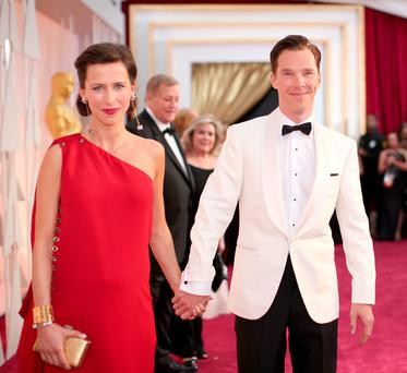 Benedict Cumberbatch may accompany theatre director wife Sophie Hunter to the Happy Days Enniskillen International Beckett Festival this summer