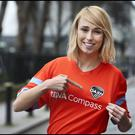 Stephanie Roche moved to the Houston Dash just three months ago.