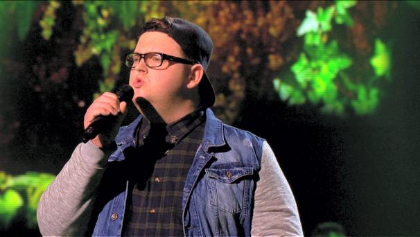 Patrick Donoghue in The Battles at The Voice