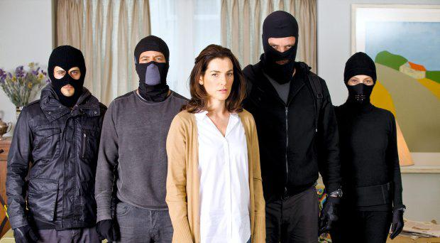 Ayelet Zurer finds herself playing host to unwanted guests in Israeli drama hostages