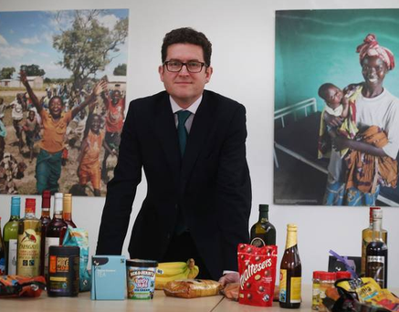 The Fairtrade Foundation's Michael Gidney wants Lidl and Aldi to offer a wider choice of ethical products