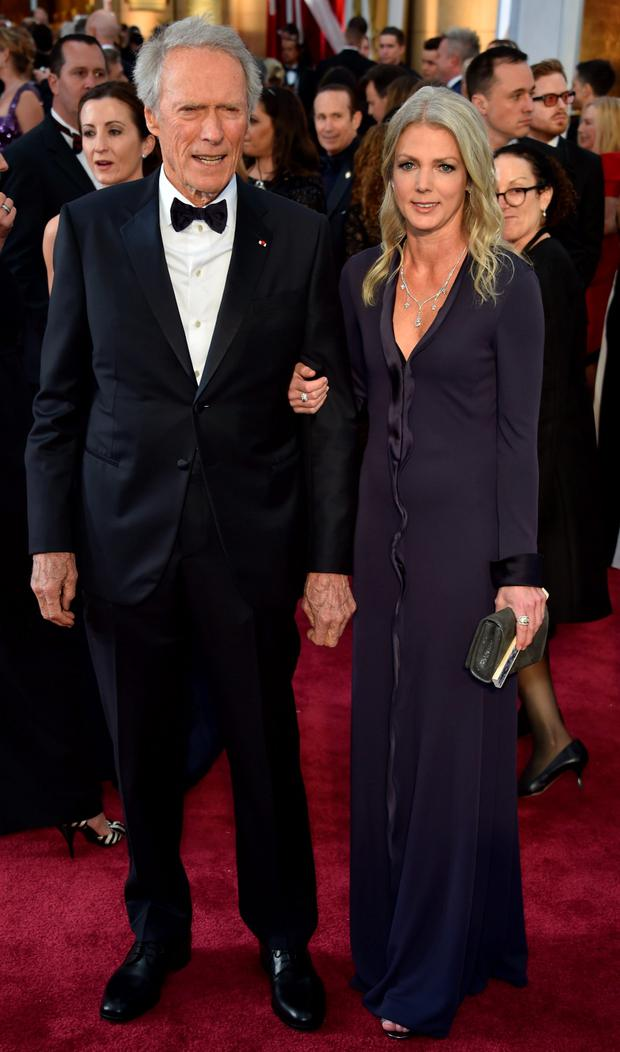 Christina Sandera: Who Exactly Is Clint Eastwood's ...
