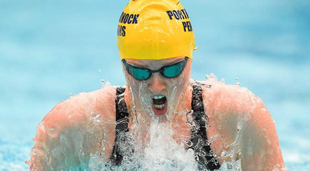 Fiona Doyle has already got her time for the World Championships in Kazin
