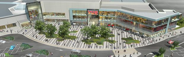 The Liffey Valley Shopping Centre will get a new extension