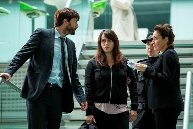 ITV claims the BBC tried to undermine the second series of Broadchurch by scheduling Silent Witness against it