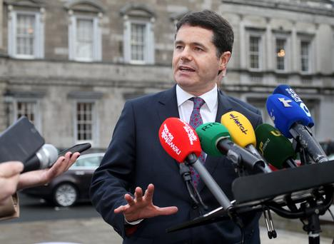 Paschal Donohoe wants IAG to give further assurances on its plans for Aer Lingus