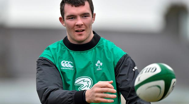 Peter O'Mahony believes Ireland need to fufill their potential to get their tenth Test win in a row