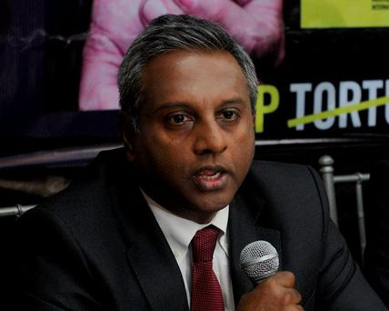 Amnesty International secretary general Salil Shetty said in a statement that the UN Security Council had