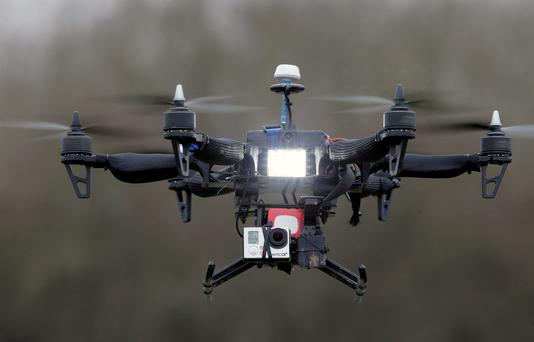The arrests come in the midst of a police investigation into a spate of mysterious drone sightings over Paris, including on Monday and Tuesday nights