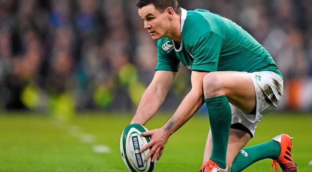 Under Joe Schmidt, Ireland regularly kick more than their opponents and Conor Murray and his half-back partner Sexton are expected to make the ball 'contestable' when it drops back down to ground level.