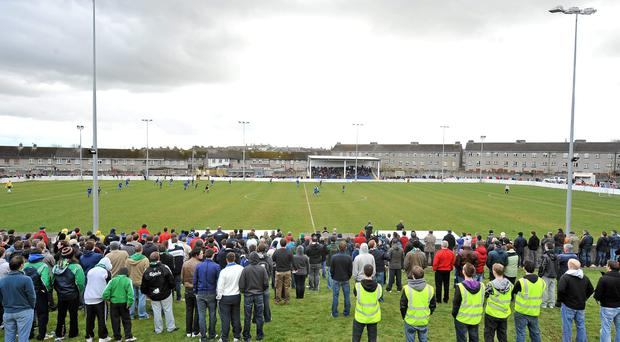 The club have agreed an initial four game deal with the Limerick District League to return to Jackman Park for the beginning of the Airtricity League campaign and they are likely to need the venue for longer as building work at their spiritual home continues.