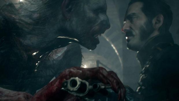 The Order 1886: The werewolves make occasional appearances