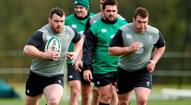 Despite Leinster scrum coach Marco Caputo's insistence that the loosehead prop is ready and is the ideal man to take on Leicester No 3 Dan Cole, it appears the Ireland management will stay loyal to Jack McGrath, who has started all of their big wins this season.