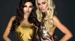 Georgia and Rosanna start a Gold Rush as they go Global with Gold Fever