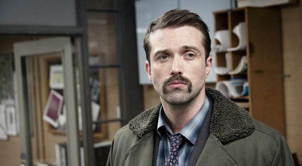 Emmett Scanlan: 'I can't be a romantic lead     my face is