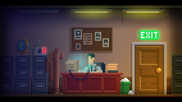 Screenshot from The Darkside Detective
