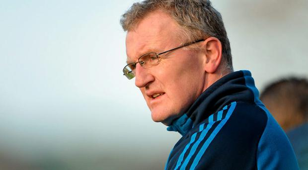 Brian Lohan, University of Limerick manager