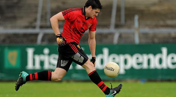 Martin Clarke remains hopeful of making his inter-county return with Down in 2016