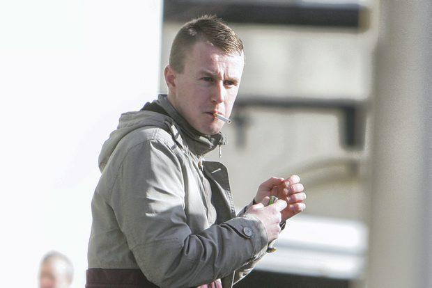 Ian Mansfield given a suspended sentence for attempted robbery
