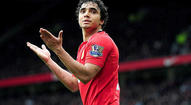 Surplus to requirements: Rafael da Silva could be offloaded soon