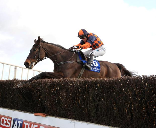 D'Albain, with Katie Walsh on board