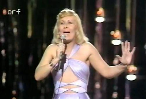 Tina Reynolds - Eurovision 1974 - Cross Your Heart
