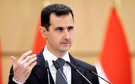 Syrian President Bashar al-Assad, who has been isolated internationally for much of the Syrian Civil War