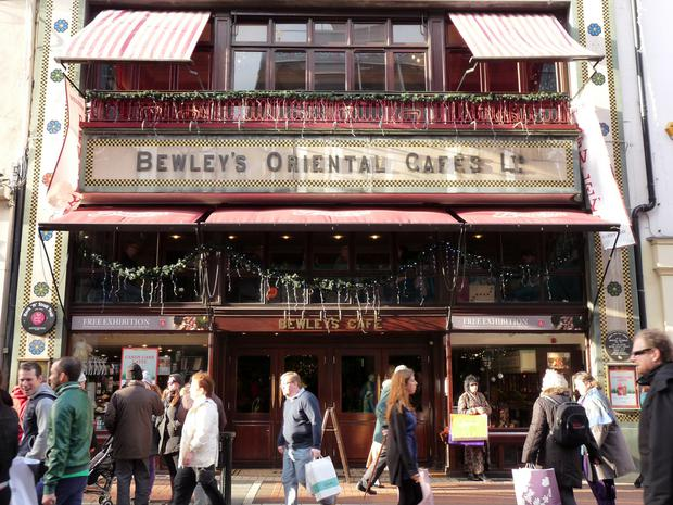 Bewley's Cafe on Grafton St