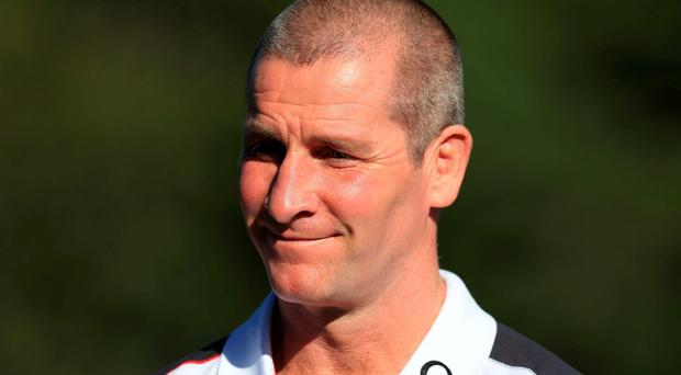 England's Stuart Lancaster is one of the outstanding coaches in world rugby – but Ireland can beat his side tomorrow