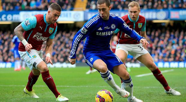 Now in his third season with Chelsea, Eden Hazard is one of the Premier League's biggest stars
