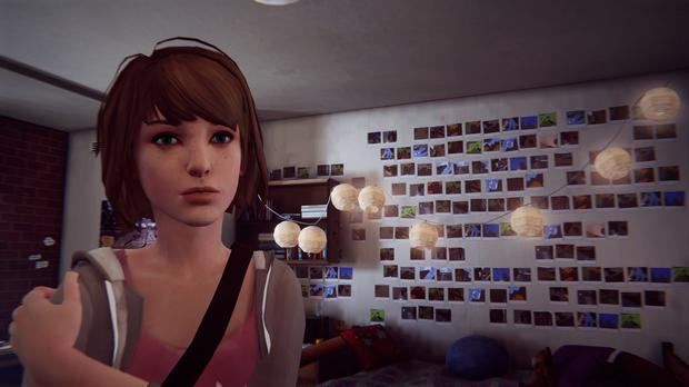 Life is Strange: Max can rewind time to