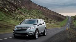 Generation game: The Land Rover Discovery Sport is a true vehicle for families