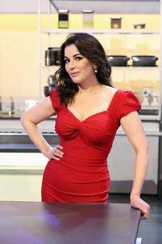 Nigella on The Taste