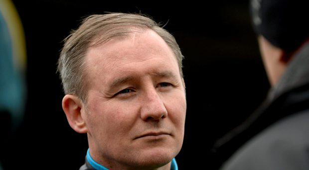 Dublin manager Jim Gavin. Allianz Football League, Division 1, Round 3, Kerry v Dublin. Fitzgerald Stadium, Killarney, Co. Kerry
