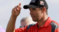 Padraig Harrington is on a roll at the Honda Classic golf tournament