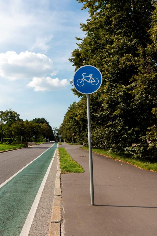 Safe cycle paths are just one of the ways that the State can promote good health