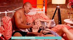 ITV's This Morning's segment called 'Bondage for Beginners' is being investigated by Ofcom