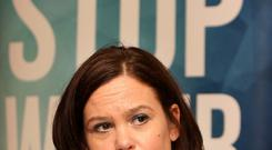 THE Dail's Committee of Procedure and Privilege (CPP) has found Sinn Fein deputy leader Mary Lou McDonald to be in breach of Dail rules