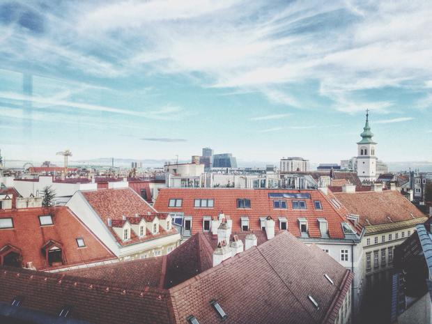 Vienna rated top of the list in the survey based of quality of life.