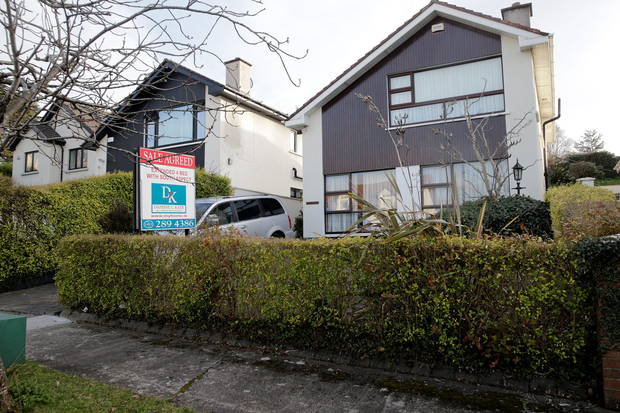 SALE AGREED: The house at 3 Kerrymount Rise, Foxrock